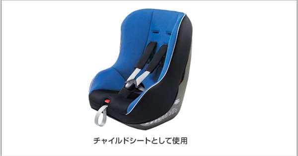 『ランドクルーザー プラド』 純正 LAND CRUISER PRADO NEO G-Child ISO tether パーツ トヨタ純正部品 オプション アクセサリー 用品