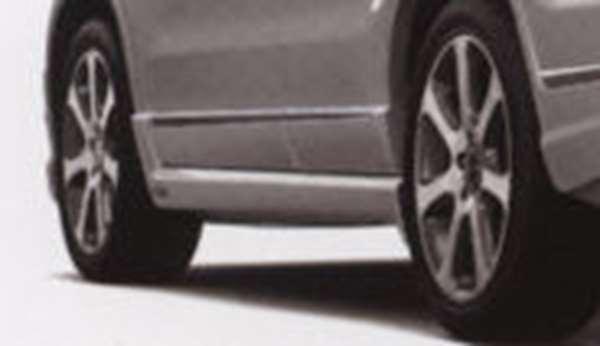 『CR-V』 純正 RE3 RE4 エアロスカート サイズ パーツ ホンダ純正部品 オプション アクセサリー 用品