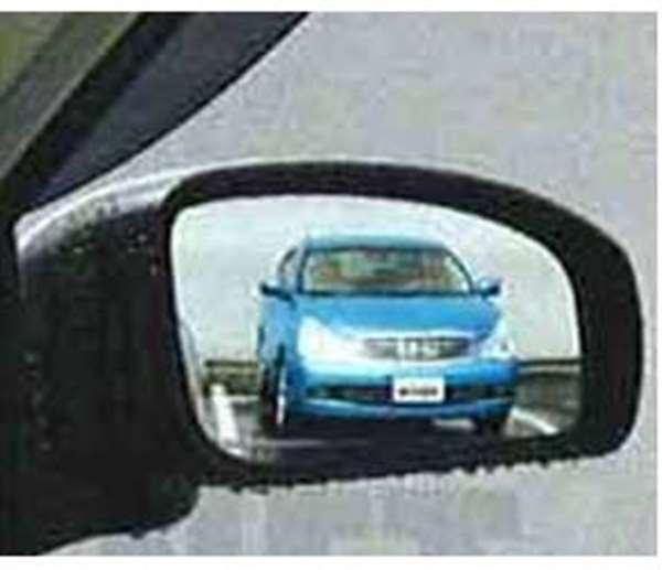 『ブルーバード シルフィー』 純正 G11 KG11 NG11 チタンクリア ドアミラー ヒーター付ドアミラー車用 パーツ 日産純正部品 SYLPHY オプション アクセサリー 用品