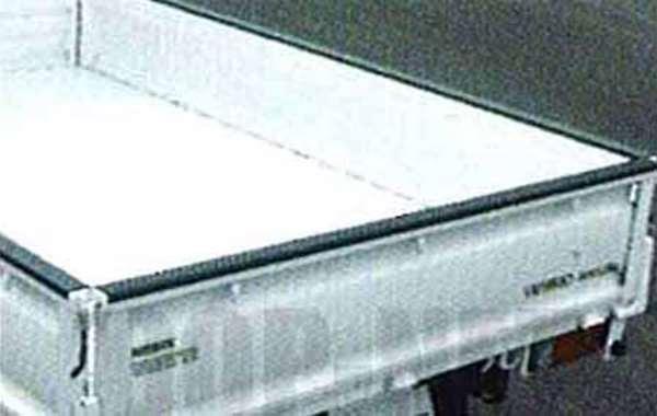 『バネット』 純正 S21 ゲートプロテクター(塩ビ製) 標準荷台車用 PDP40 パーツ 日産純正部品 荷台モール アオリ VANETTE オプション アクセサリー 用品