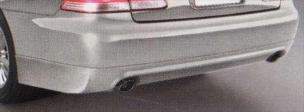 『クラウンアスリート』 純正 GRS180 GRS182 リヤバンパースポイラー ※廃止カラーは弊社で塗装 パーツ トヨタ純正部品 リアスポイラー リヤスポイラー エアロパーツ crown オプション アクセサリー 用品