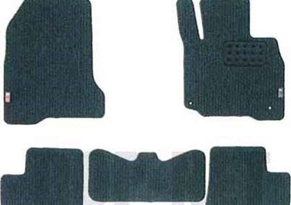 『アイ』 純正 HA1 フロアマット(レギュラー) パーツ 三菱純正部品 フロアカーペット カーマット カーペットマット オプション アクセサリー 用品
