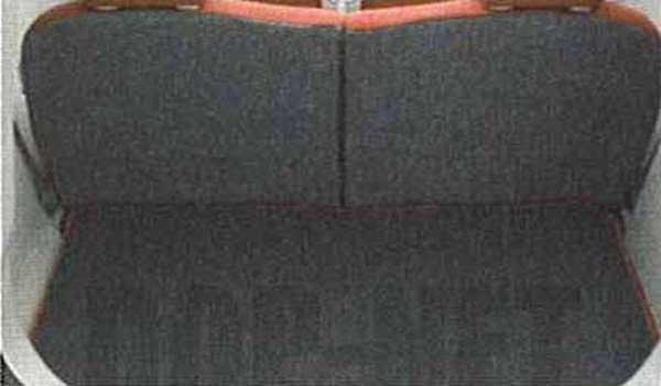 『アイ』 純正 HA1 ラゲッジマット(デラックス) パーツ 三菱純正部品 ラゲージマット 荷室マット 滑り止め オプション アクセサリー 用品