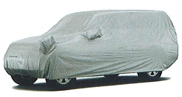 『パジェロ』 純正 V97 V93 ボディカバー ショート用 パーツ 三菱純正部品 カーカバー ボディーカバー 車体カバー PAJERO オプション アクセサリー 用品