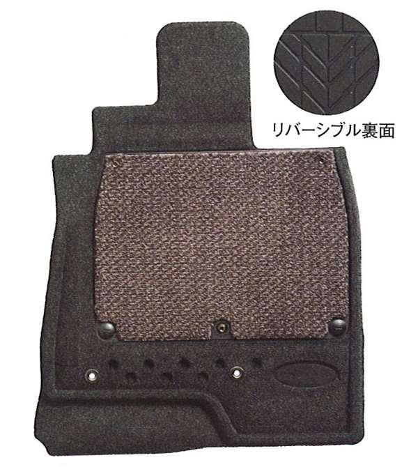 『パジェロ』 純正 V97 V93 フロアマット(スタンダード) M/T車を除くロング用 パーツ 三菱純正部品 フロアカーペット カーマット カーペットマット PAJERO オプション アクセサリー 用品