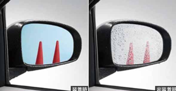 『パッソ』 純正 KGC30 レインクリアリングブルーミラー パーツ トヨタ純正部品 passo オプション アクセサリー 用品