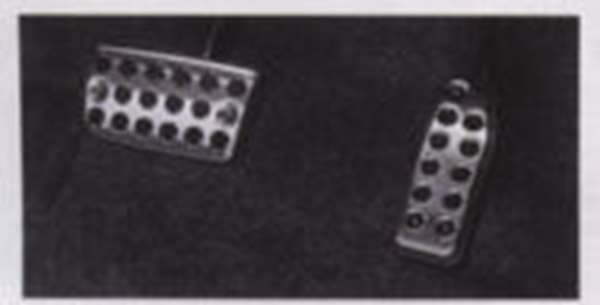 『フィット』 純正 GE6 GE7 GE8 GE9 GP1 スポーツペダル MT車用 パーツ ホンダ純正部品 FIT オプション アクセサリー 用品