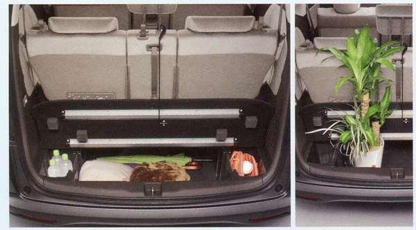 『オデッセイ』 純正 RC1 デッキボード&ラゲッジボックス パーツ ホンダ純正部品 odyssey オプション アクセサリー 用品