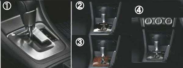 『インプレッサ』 純正 GP2 シフトパネル パーツ スバル純正部品 impreza オプション アクセサリー 用品