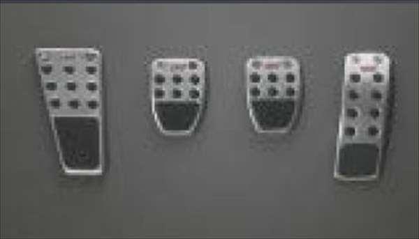 『インプレッサ』 純正 GP2 STIペダルパッドセット MT パーツ スバル純正部品 impreza オプション アクセサリー 用品