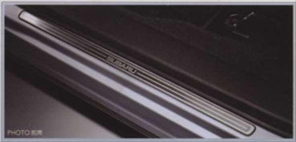 『フォレスター』 純正 SJ5 SJG サイドシルプレート 1台分4枚 パーツ スバル純正部品 ステップ 保護 プレート Forester オプション アクセサリー 用品