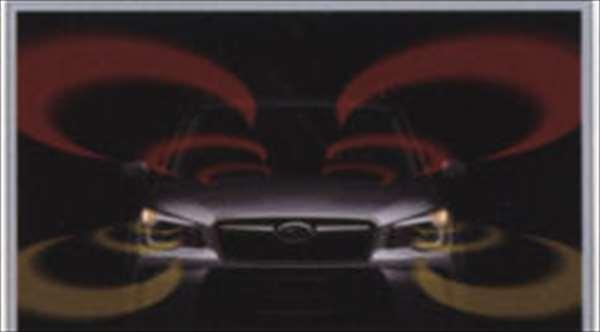 『フォレスター』 純正 SJ5 SJG セキュリティインパクトセンサー パーツ スバル純正部品 Forester オプション アクセサリー 用品