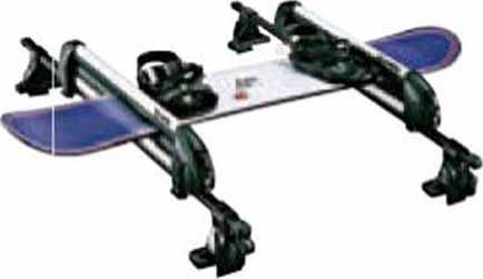 『ミライ―ス』 純正 LA350S LA360S スキー/スノーボードアタッチメント(平積み) パーツ ダイハツ純正部品 キャリア別売りキャリア別売り オプション アクセサリー 用品