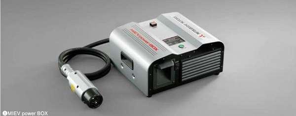 正牌的GG2W MIEV power BOX零件三菱纯正零部件outlander选项配饰用品