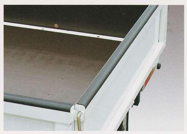 キャンター パーツ ゲートプロテクター 50mm用 三菱ふそう純正部品 FBA60 FBA30 オプション アクセサリー 用品 純正