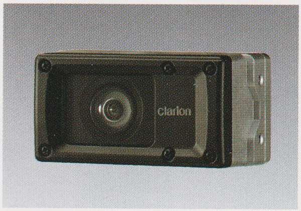 キャンター パーツ バックモニター(クラリオン製)の標準タイプCCDカラーカメラ(シャッター無) 三菱ふそう純正部品 FBA60 FBA30 オプション アクセサリー 用品 純正