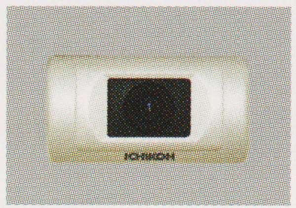 キャンター パーツ バックモニター(セーフティビジョン)(市光工業製)の標準タイプCCDカラーカメラ(シャッター無) 三菱ふそう純正部品 FBA60 FBA30 オプション アクセサリー 用品 純正 送料無料