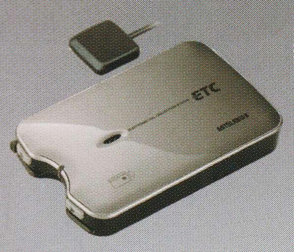 キャンター パーツ ETC(三菱電機製)の音声タイプ スピーカー内蔵型 三菱ふそう純正部品 FBA60 FBA30 オプション アクセサリー 用品 純正