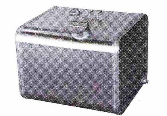 コンドル パーツ アルミ燃料タンク 150?760×535×395 日産ディーゼル純正部品 PK~ オプション アクセサリー 用品 純正 送料無料