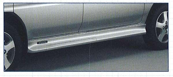 『ホビオ』 純正 HM3 HM4 HJ1 HM2 ロアスカート/サイド/左右セット パーツ ホンダ純正部品 hobio オプション アクセサリー 用品