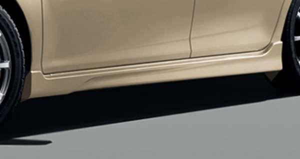 カローラアクシオ 新作通販 純正 NKE165 海外限定 NRE161 NZE161 サイドマッドガード オプション 用品 axio トヨタ純正部品 アクセサリー パーツ