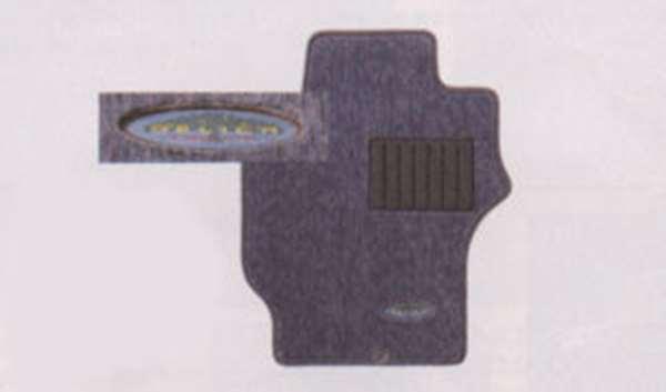 『デリカスペースギア』 純正 PD6W カーペットマット サキソニー パーツ 三菱純正部品 フロアカーペット カーマット カーペットマット DELICA オプション アクセサリー 用品