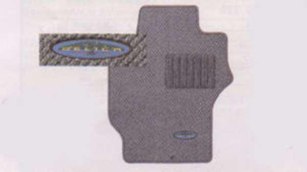 『デリカスペースギア』 純正 PD6W カーペットマット レギュラータフト ロングボディ パーツ 三菱純正部品 フロアカーペット カーマット カーペットマット DELICA オプション アクセサリー 用品