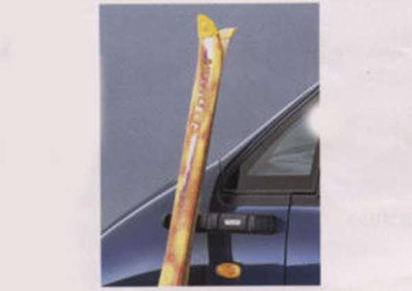 『デリカスペースギア』 純正 PD6W スキースタンド パーツ 三菱純正部品 キャリア別売り DELICA オプション アクセサリー 用品