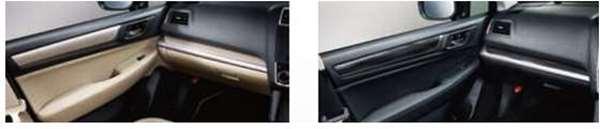 『レガシィ』 純正 BN9 BS9 インパネ&ドアパネルセット パーツ スバル純正部品 オプション アクセサリー 用品
