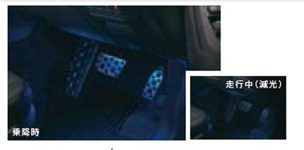 『レガシィ』 純正 BN9 BS9 フットランプ パーツ スバル純正部品 オプション アクセサリー 用品