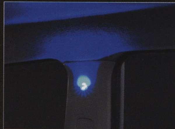 『ムーヴ』 純正 LA100S LA110S センターピラーイルミネーション パーツ ダイハツ純正部品 move オプション アクセサリー 用品