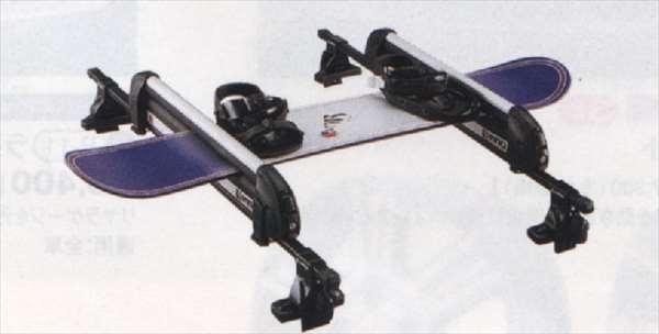 『ムーヴ』 純正 LA100S LA110S スキー/スノーボードアタッチメント(平積) パーツ ダイハツ純正部品 キャリア別売り move オプション アクセサリー 用品