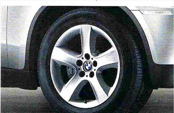 X6 パーツ スタースポーク・スタイリング212 ホイール単体 9J×19 BMW純正部品 FG35 FG44 FH44 オプション アクセサリー 用品 純正 送料無料