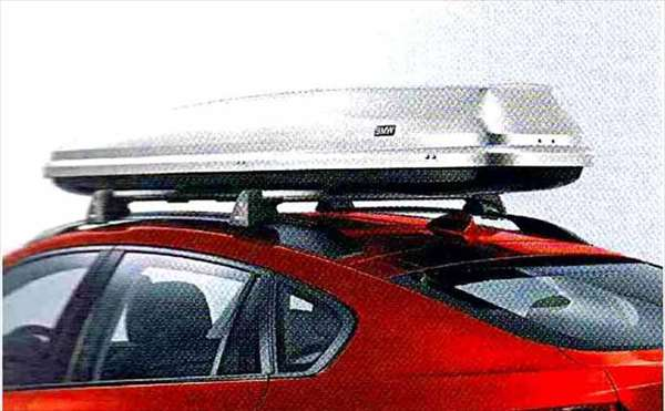 "X6 パーツ ルーフ・ボックス""320"" BMW純正部品 FG35 FG44 FH44 オプション アクセサリー 用品 純正 送料無料"