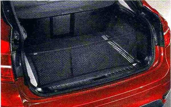 X6 パーツ ラゲージ・コンパートメント・ネット BMW純正部品 FG35 FG44 FH44 オプション アクセサリー 用品 純正 ネット