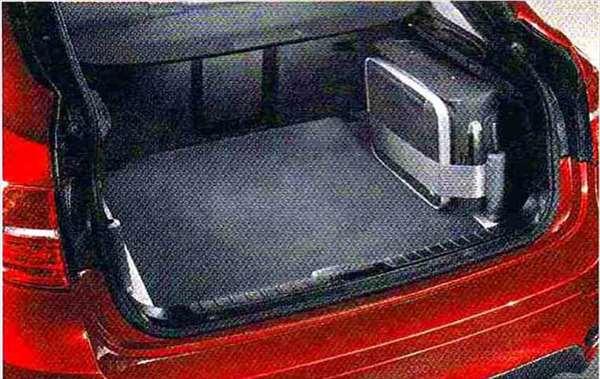 X6 パーツ ラゲージ・コンパートメント・ラッシング・ストラップ BMW純正部品 FG35 FG44 FH44 オプション アクセサリー 用品 純正