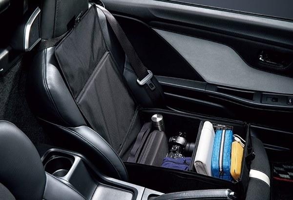 『S660』 純正 JW5 アシスタントボックス(ブラック/リッド・車名ロゴ付) パーツ ホンダ純正部品 オプション アクセサリー 用品