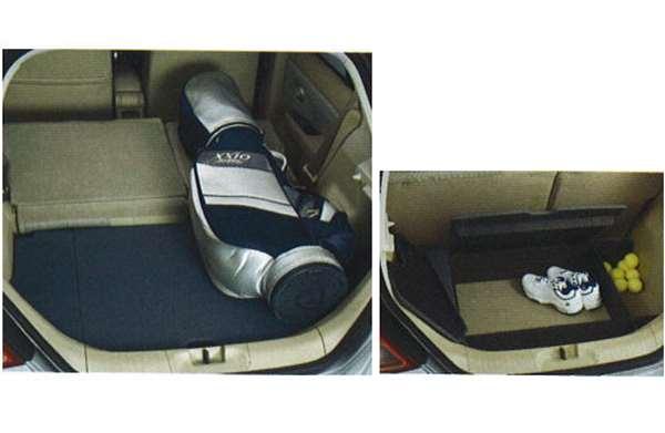 『ティーダ』 純正 C11 JC11 NC11 ラゲッジアンダーボード CNW60 パーツ 日産純正部品 TIIDA オプション アクセサリー 用品