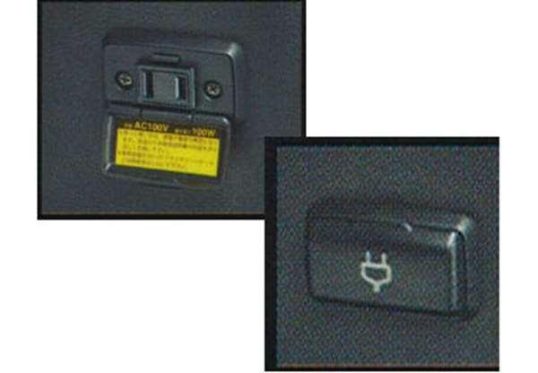 『エクストレイル』 純正 T31 NT31 TNT31 マルチアウトレット(AC100V電源:最大出力100W) パーツ 日産純正部品 X-TRAIL オプション アクセサリー 用品