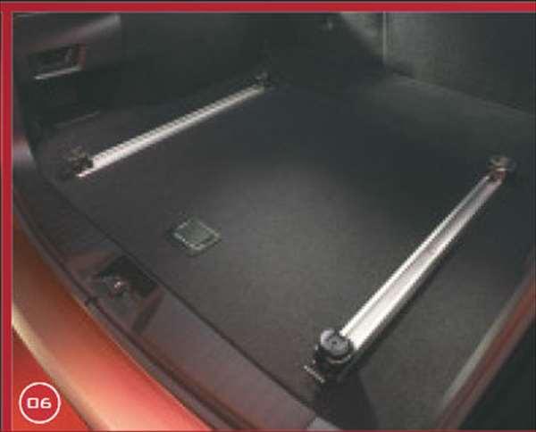 『レガシィ』 純正 BN9 カーゴレール&フック パーツ スバル純正部品 legacy オプション アクセサリー 用品