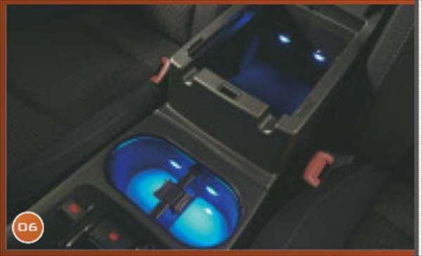 『レガシィ』 純正 BN9 センターコンソールイルネーション パーツ スバル純正部品 フロアコンソール コンソールボックス 収納 legacy オプション アクセサリー 用品