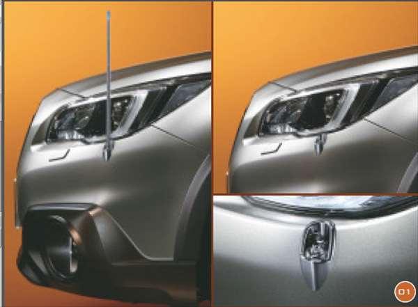 『レガシィ』 純正 BN9 フェンダーコントロール(オート) パーツ スバル純正部品 フェンダーランプ フェンダーポール フェンダーライト legacy オプション アクセサリー 用品
