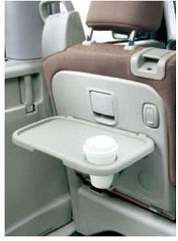 『シフォン』 純正 LA600F LA610F シートバックテーブル パーツ スバル純正部品 オプション アクセサリー 用品