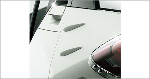 『C-HR』 純正 ZYX10 NGX50 エアロスタビライジングフィン パーツ トヨタ純正部品 オプション アクセサリー 用品