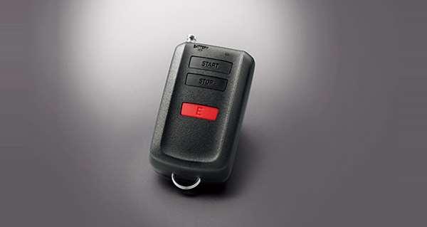『C-HR』 純正 ZYX10 NGX50 リモートスタート(ベーシックタイプ)本体のみ ※フィッティングキットは別売 パーツ トヨタ純正部品 ワイヤレス エンジンスターター 無線 オプション アクセサリー 用品