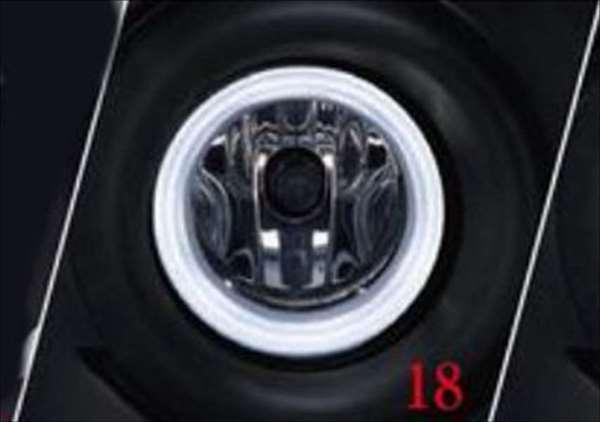 『スペーシア』 純正 MK42S リングイルミフォグのみ パーツ スズキ純正部品 オプション アクセサリー 用品
