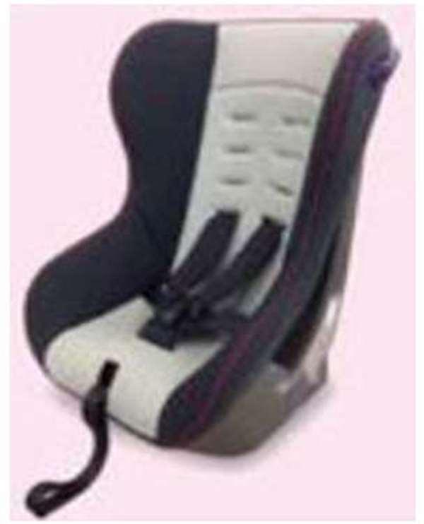 【スペーシア】純正 MK42S チャイルドシート(シートベルト固定タイプ) パーツ スズキ純正部品 オプション アクセサリー 用品