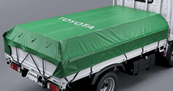 『ダイナトヨエース』 純正 BZU600 (タイプ2) 積荷シート パーツ トヨタ純正部品 荷台シート トラック dyna オプション アクセサリー 用品