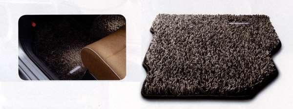 『キューブ』 純正 Z12 シャギーカーペット(最上級、消臭機能付) パーツ 日産純正部品 CUBE オプション アクセサリー 用品