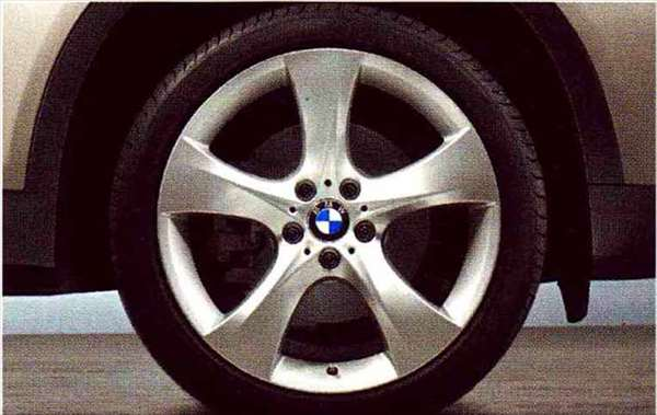 X3 パーツ スタースポーク・スタイリング311 ホイール単体 10J×20(リヤ) BMW純正部品 WX20 WY20 WX35 オプション アクセサリー 用品 純正 送料無料